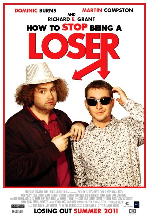 How to Stop Being a Loser Poster #3