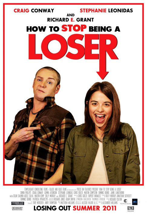 How to Stop Being a Loser Poster #4