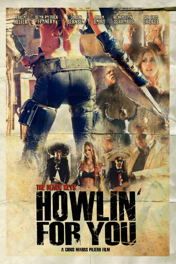 Howlin' for You Poster #1
