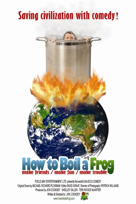 How to Boil a Frog Poster