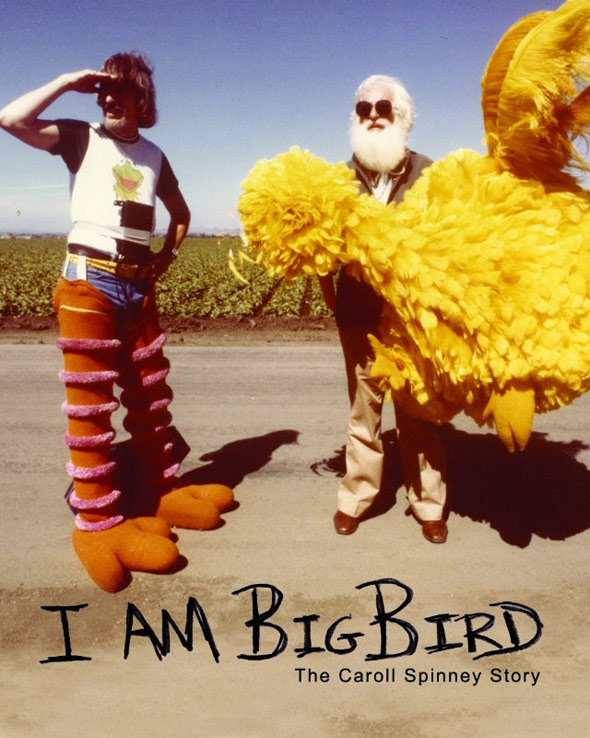 I Am Big Bird Poster #1