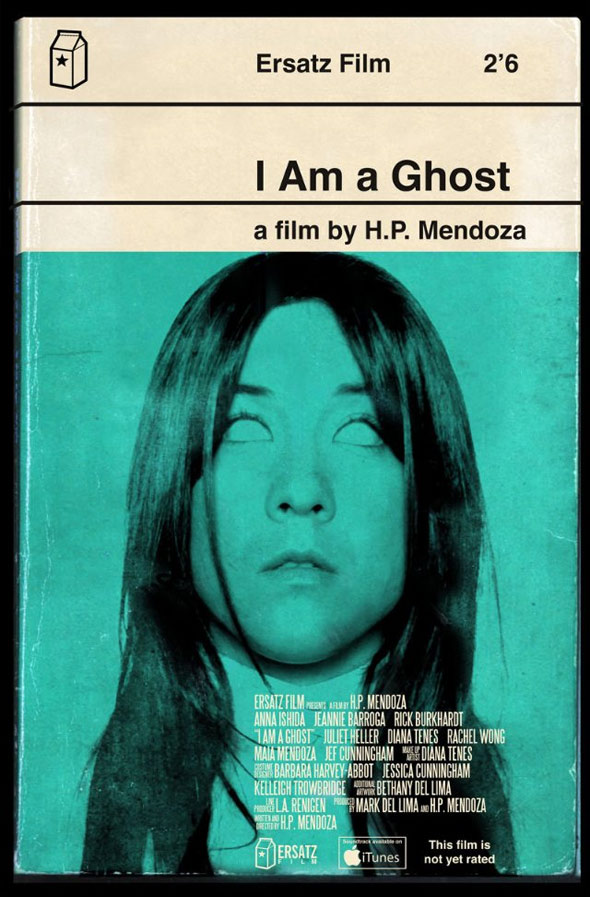 I Am a Ghost Poster #1