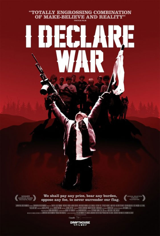 I Declare War Poster #2