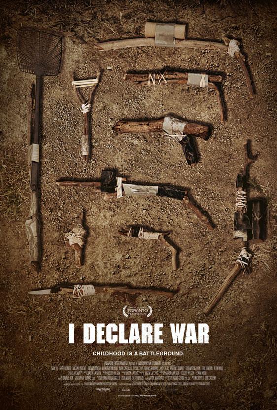I Declare War Poster #3