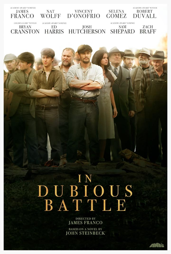 an analysis of the topic of the dubious battle Always politically involved, steinbeck followed tortilla flat with three novels  about the plight of the california laboring class, beginning with in dubious battle  in.