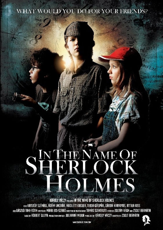 In The Name of Sherlock Holmes Poster