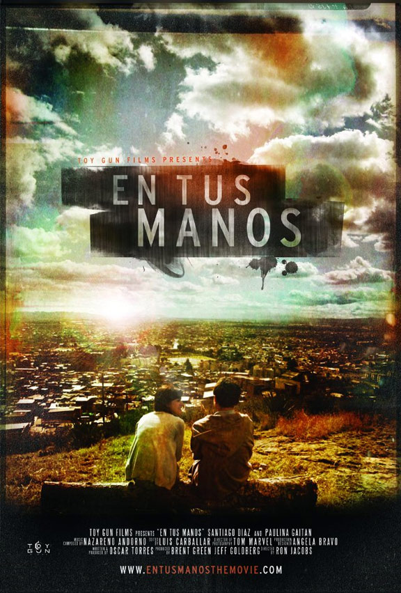 In Your Hands (En tus manos) Poster