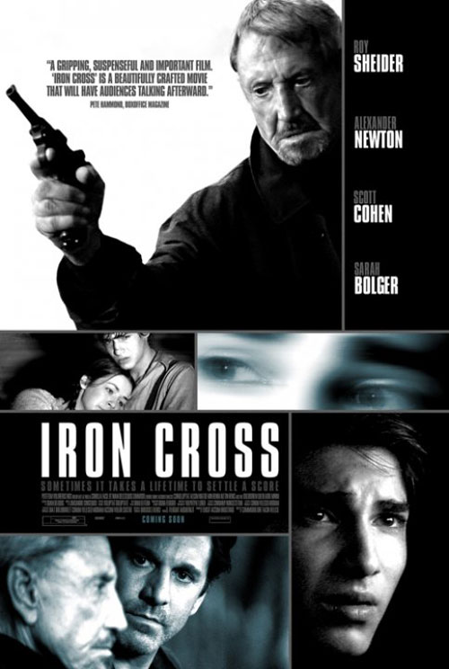 Iron Cross Poster