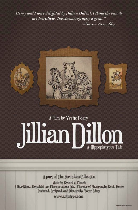 Jillian Dillon Poster
