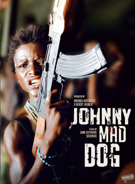Johnny Mad Dog Poster #2