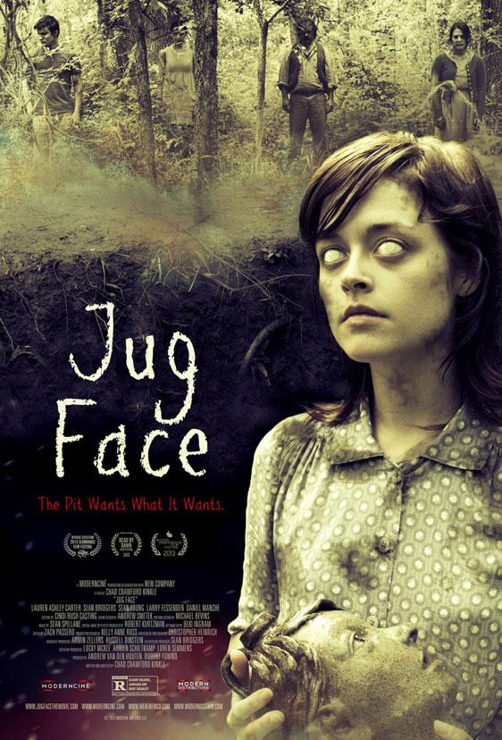 Jug Face Poster #2