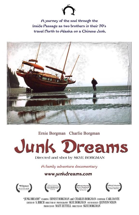 Junk Dreams Poster