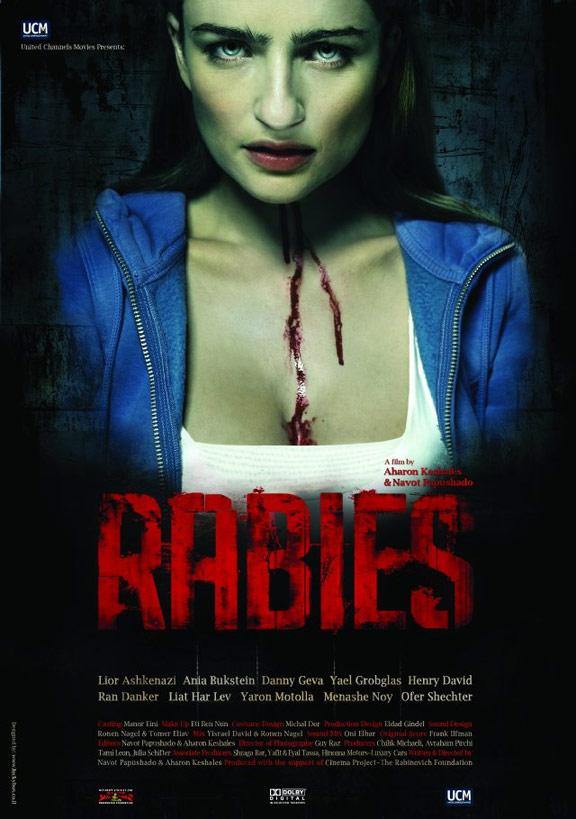Rabies (Kalevet) Poster