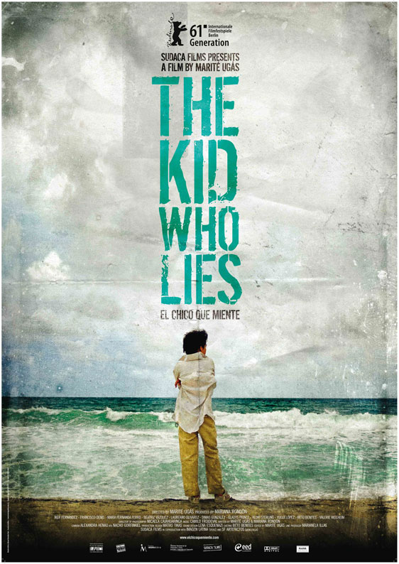 The Kid Who Lies (El chico que miente) Poster #1