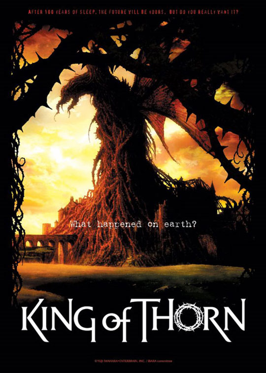 King of Thorn Poster