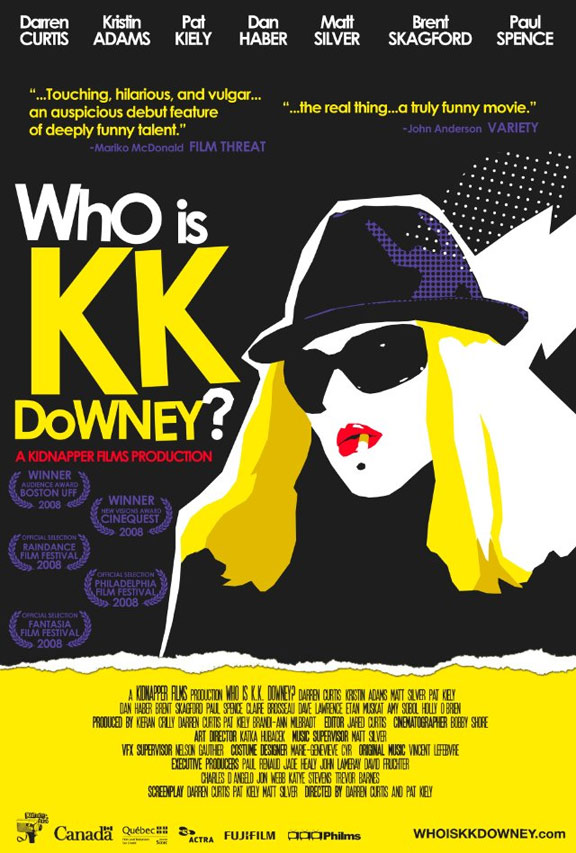 Who Is KK Downey? Poster