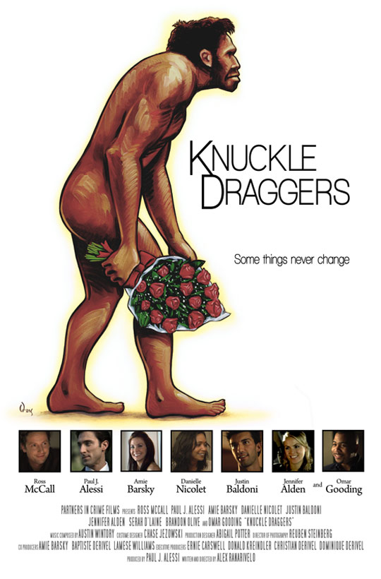 Knuckle Draggers Poster #1