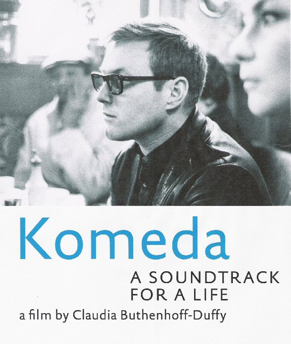 Komeda: A Soundtrack for a Life Poster #1