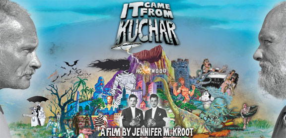 It Came from Kuchar Poster