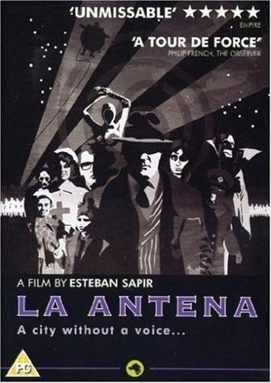 La Antena Poster