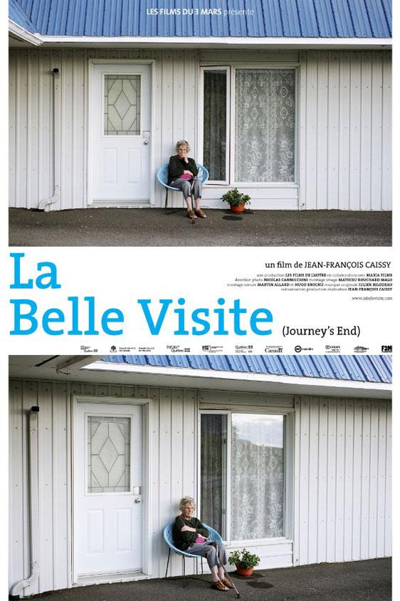 La Belle Visite Poster
