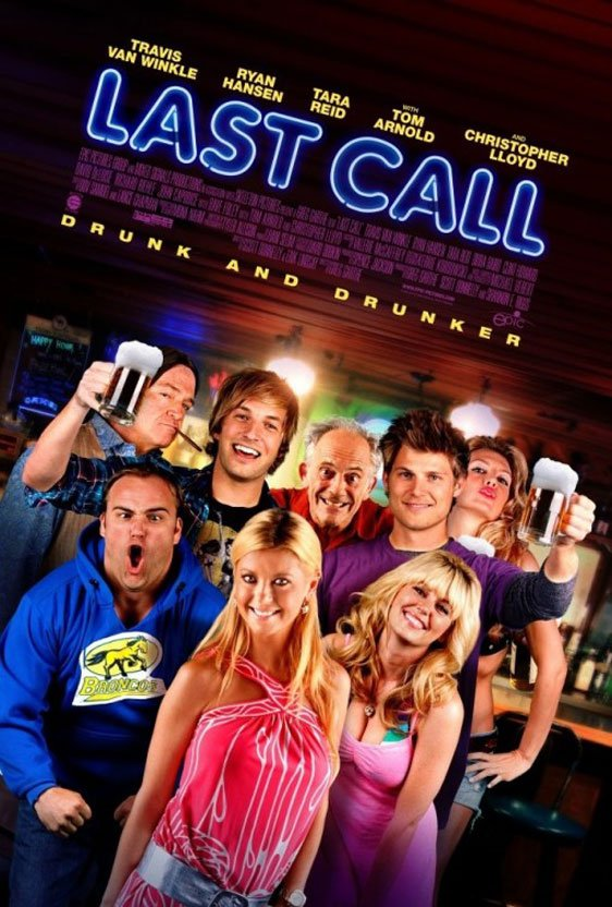Last Call Poster #1