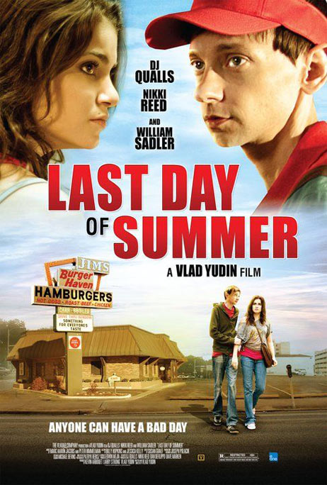Last Day of Summer Poster #4