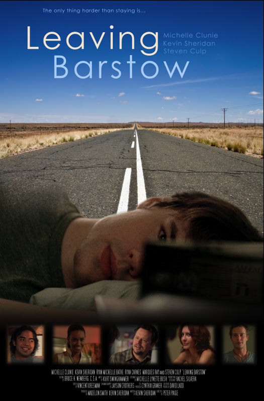Leaving Barstow Poster #1