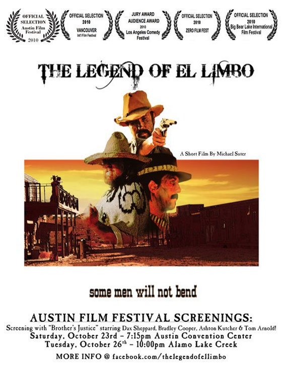 The Legend of El Limbo Poster