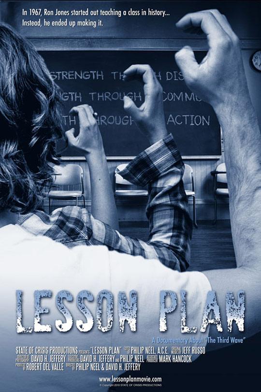 Lesson Plan Poster