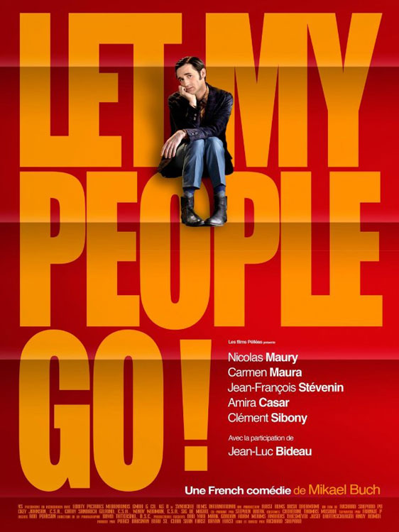 Let My People Go! Poster #1