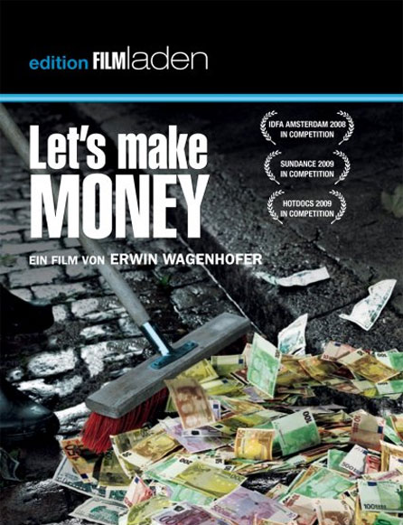 Let's Make Money Poster #1