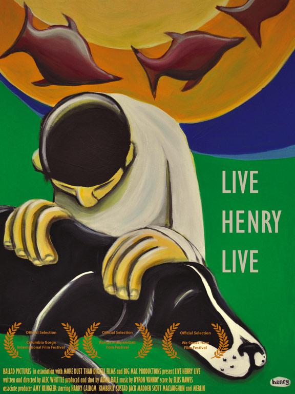Live Henry Live Poster #1