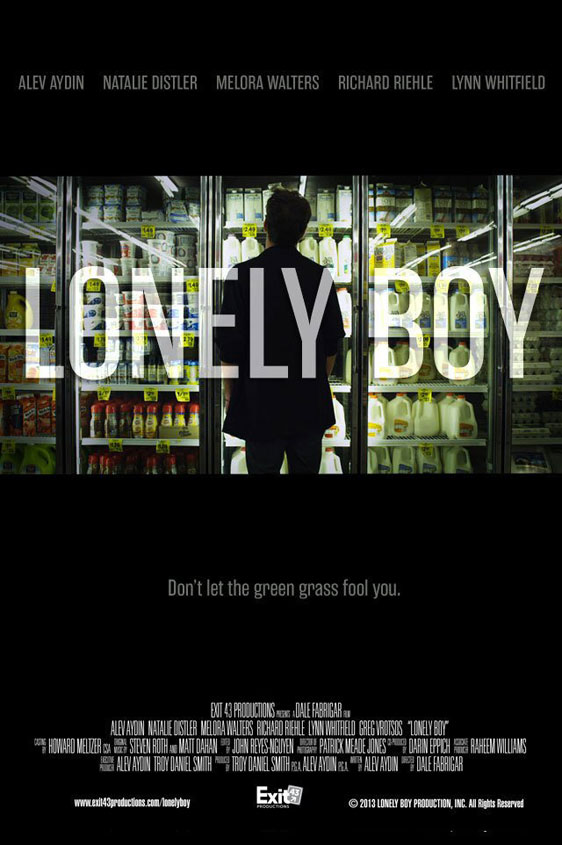 Lonely Boy Poster