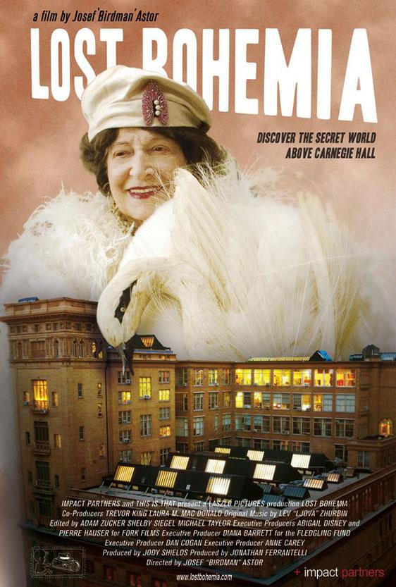 Lost Bohemia Poster #1