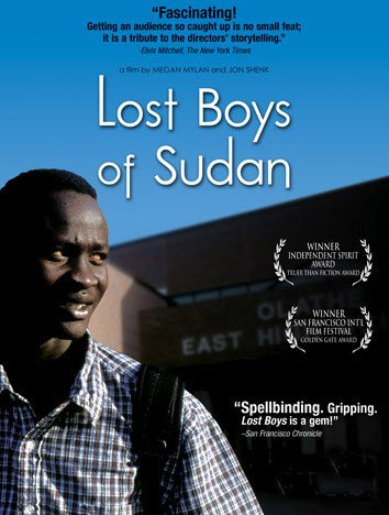 Lost Boys of Sudan Poster