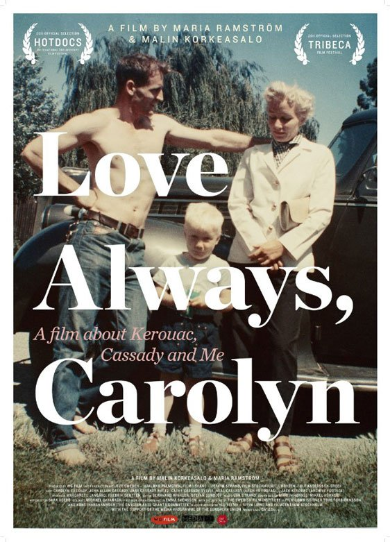 Love Always, Carolyn Poster