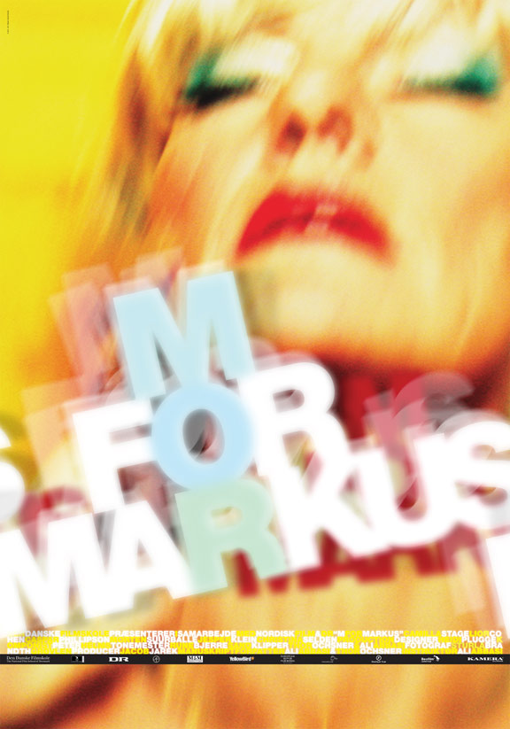 M for Markus Poster