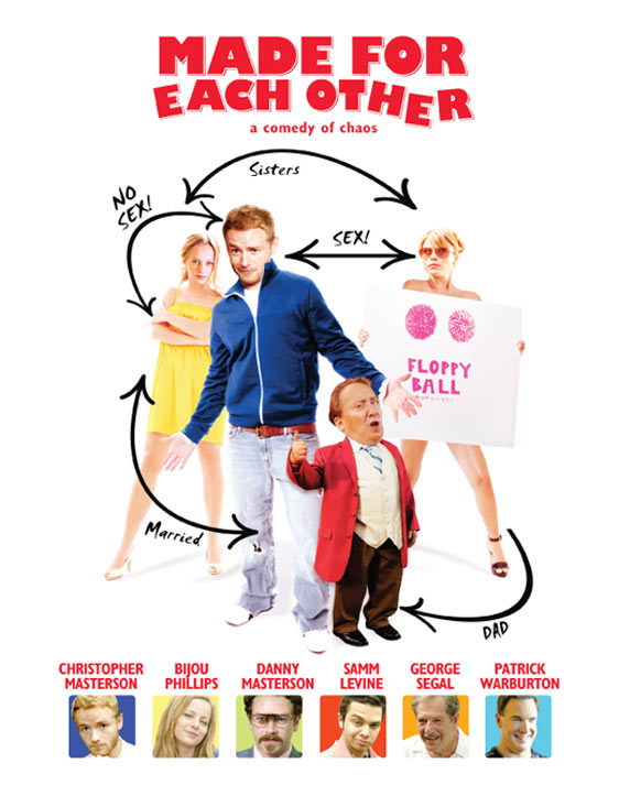 Made for Each Other Poster #2