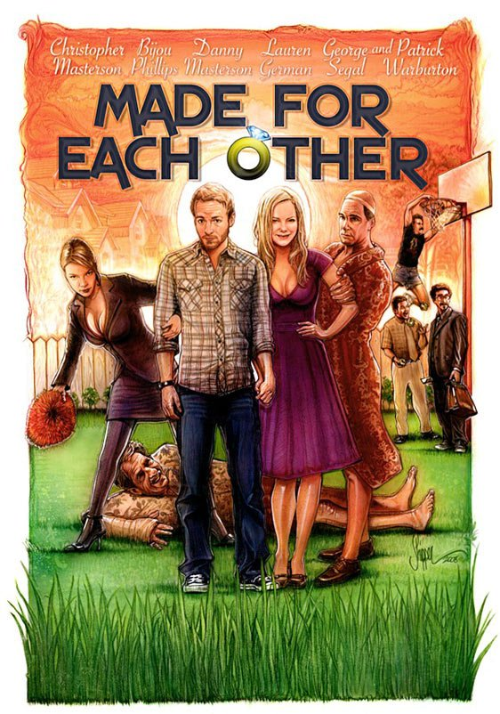 Made for Each Other Poster #1