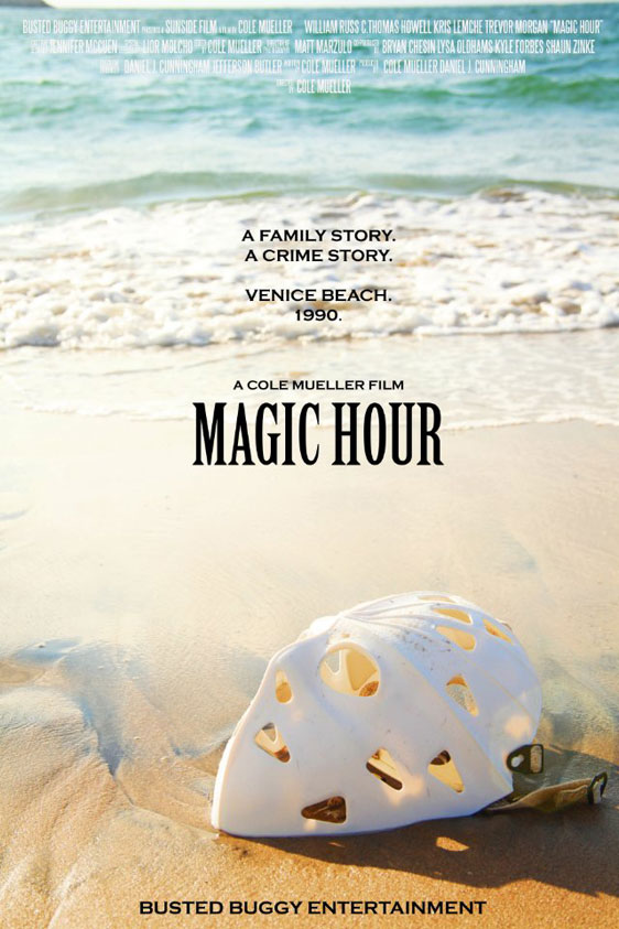 Magic Hour Poster