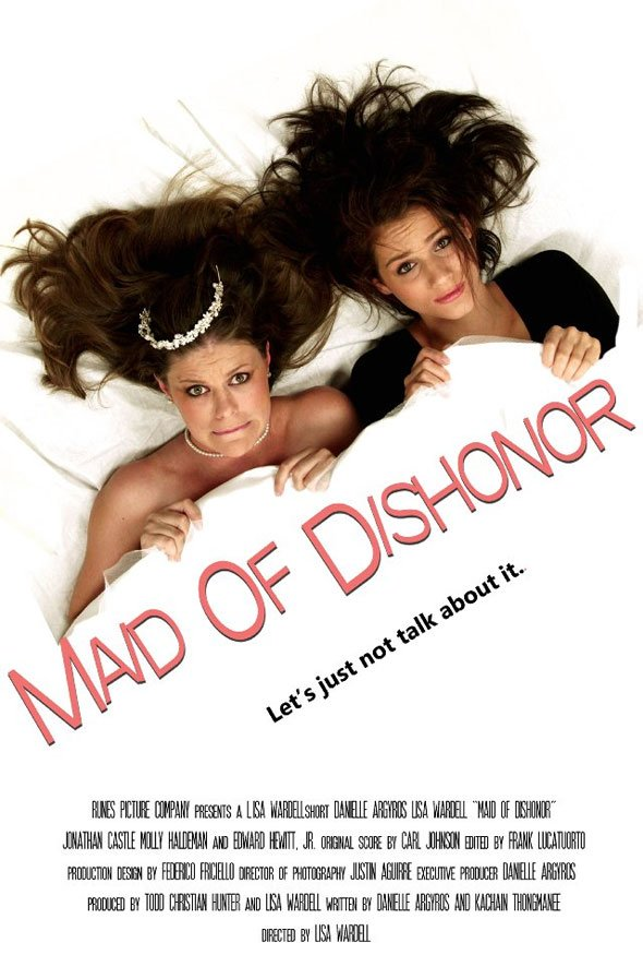 Maid of Dishonor Poster #1