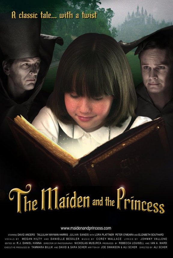 The Maiden and The Princess Poster #1