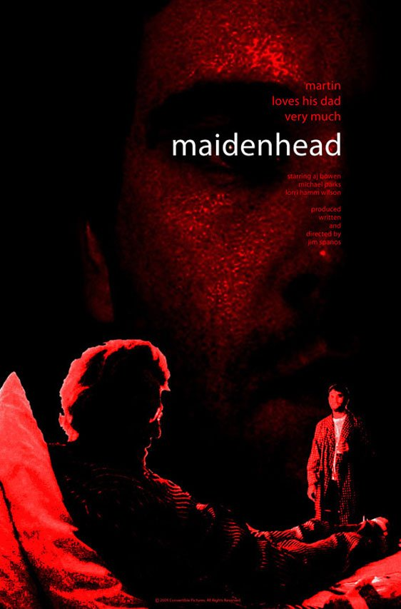 Maidenhead Poster
