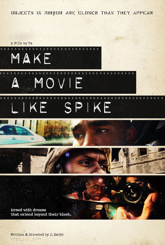 Make a Movie Like Spike Poster