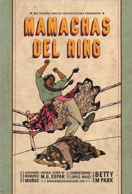 Mamachas del Ring Poster #1