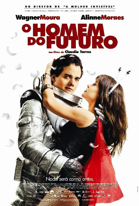 The Man from the Future (O Homem do Futuro) Poster