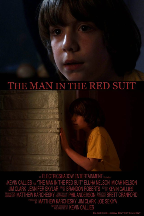 The Man in the Red Suit Poster #1