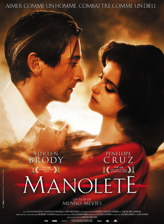 A Matador's Mistress (Manolete) Poster #2