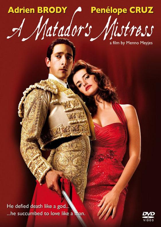 A Matador's Mistress (Manolete) Poster